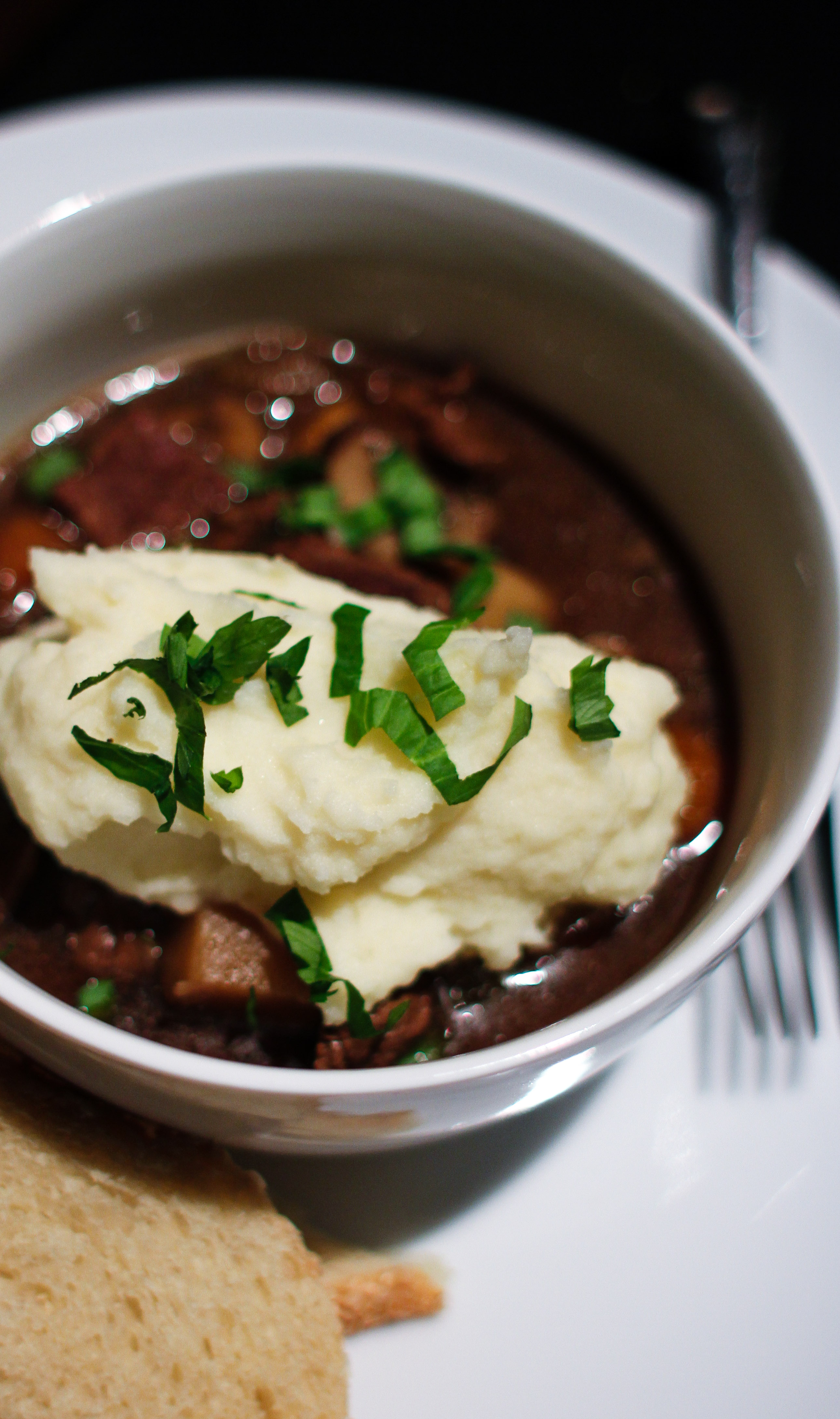 Rogue Chocolate Stout Beef Stew - m's belly