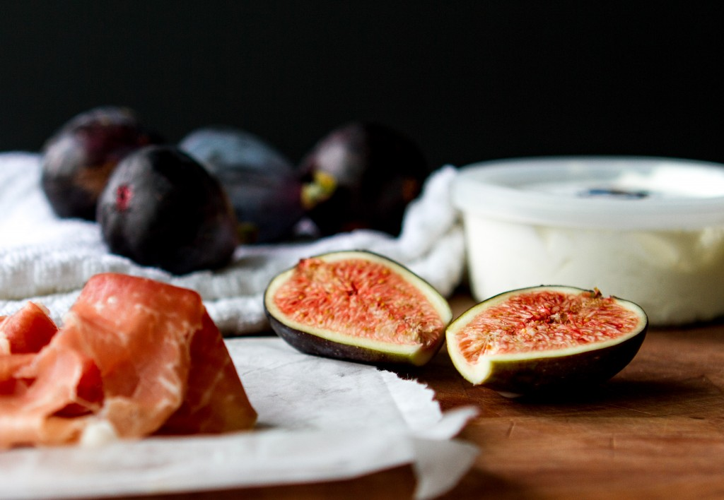 fresh figs are my fave!