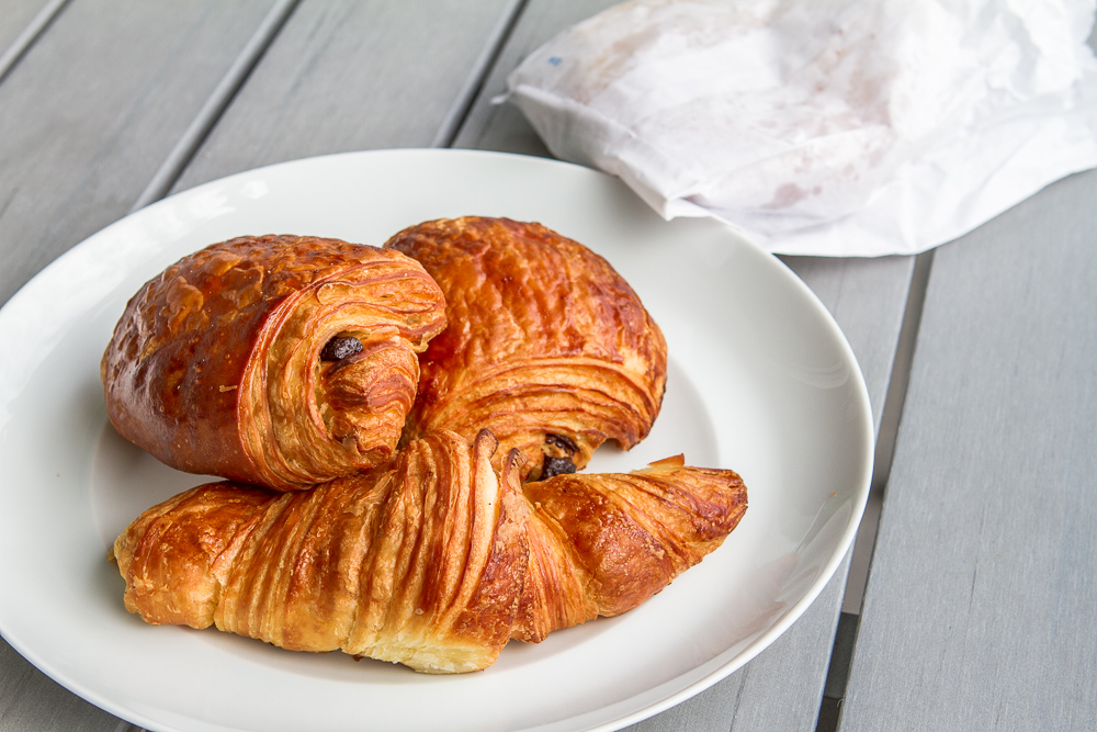possibly the best croissant I've ever had!