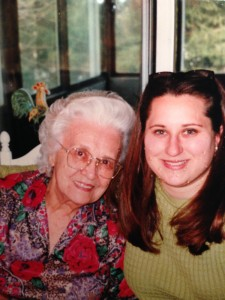 one of the last pics of me and nana together.  we were buddies.