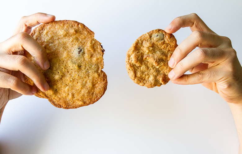 unless salad-plate sized cookies is your jam...